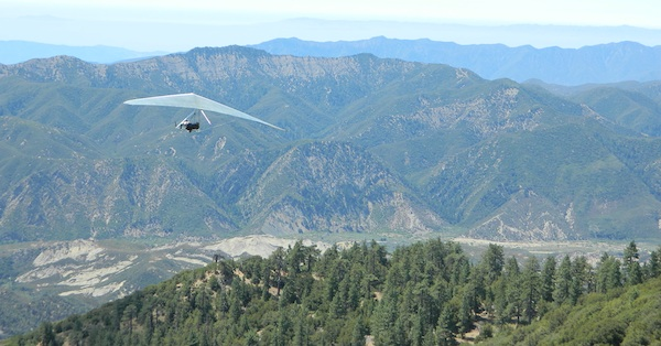 California Hang Gliding