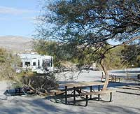 RV campground Anza