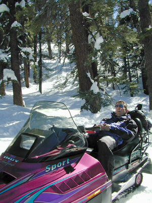 CA Snowmobiling