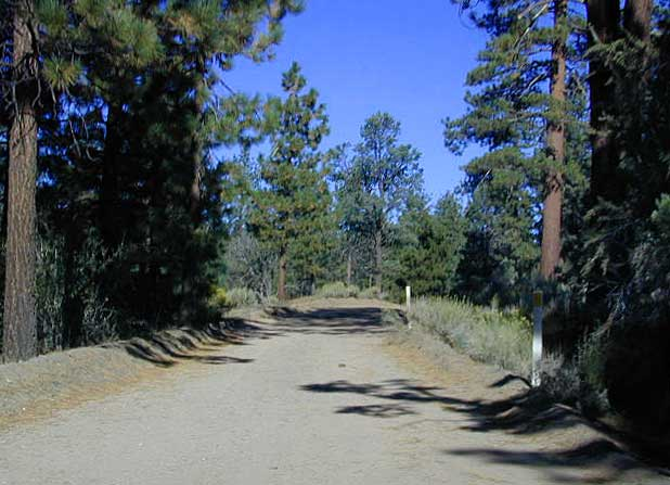 California Back Roads California Mountain Trails Jeep