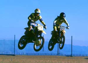 California Dirt Bikes