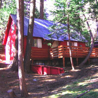 Sequoia Cabin Rental