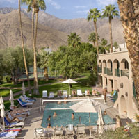 Palm Spring Resorts