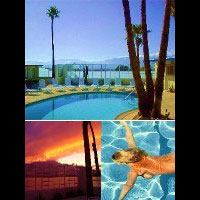 hot springs desert spa