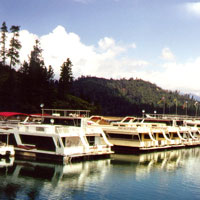 California boat rentals california boating boats for for Houseboats for rent in california