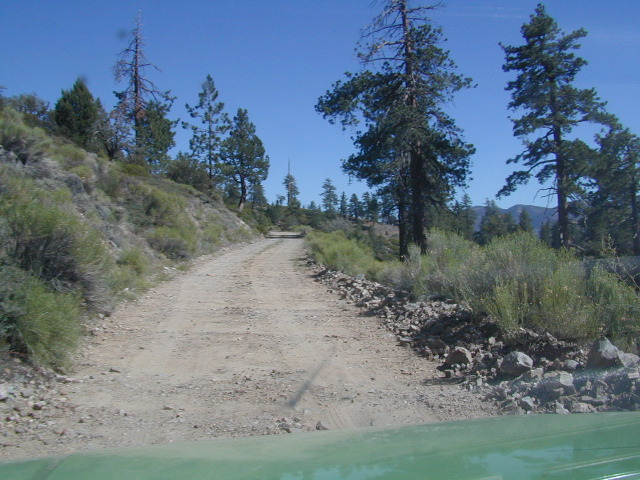 Big Bear OffRoad Areas
