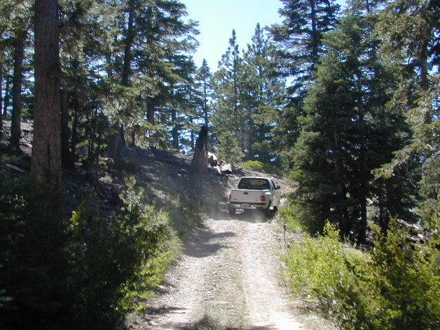 Big Bear Backroads