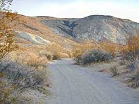 CALIF DESERT TRAILS