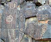 rock art California