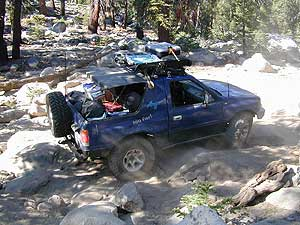 dirt trails sierra