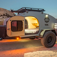 Teardrop Campers 4WD