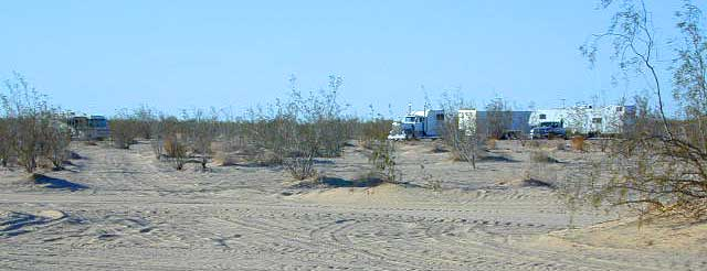 dune camps RV