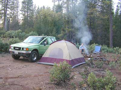 California Car Camping