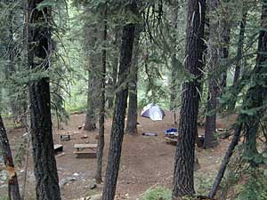 Free Camping Boondocking Small Campgrounds Campsite