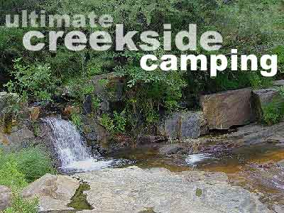 creek camps California