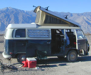 VWBus Death Valley