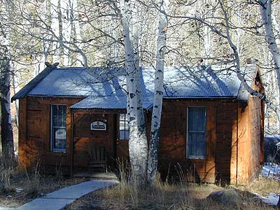 mountain cabin rentals