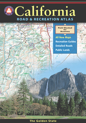 California Topo Map Atlas