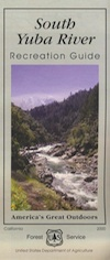 South Yuba River Recreation Map
