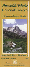 Toiyabe  National Forest Maps