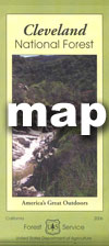San Diego Mountains Maps