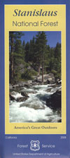 Stanislaus National Forest Maps