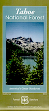 Tahoe Forest Maps