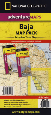 natgeo baja map pack