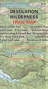Trail Map Desolation