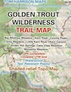 Golden Trout Wilderness Trail Map