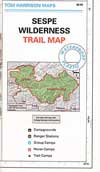 Sespe Trail Map