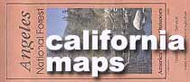 California Camping Maps