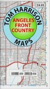 Angeles Front Country Map