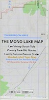 Mono Lake Topo Map
