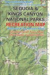 kings canyon map
