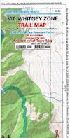 whitney zone trail map