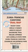 Zuma/Trancas Canyons Map