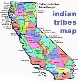 California Indian Tribes