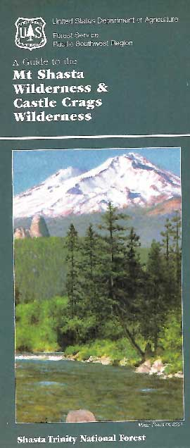 Mount Shasta/Castle Crags