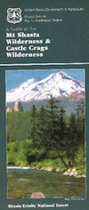 Shasta Wilderness Maps