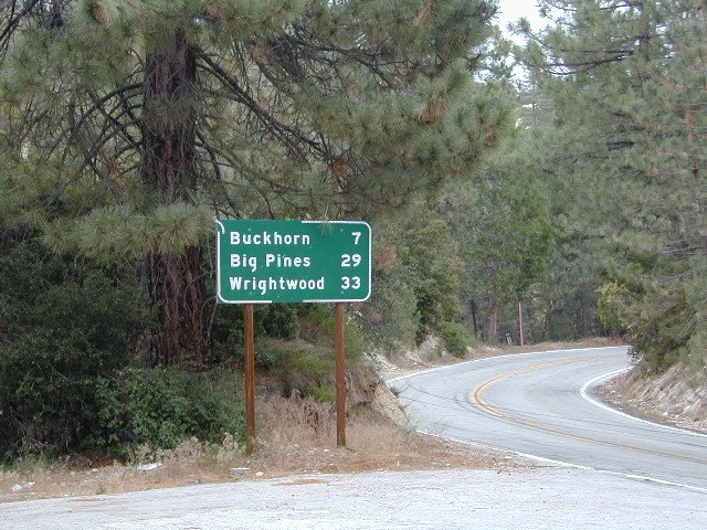 Angeles Crest Hwy CA 2