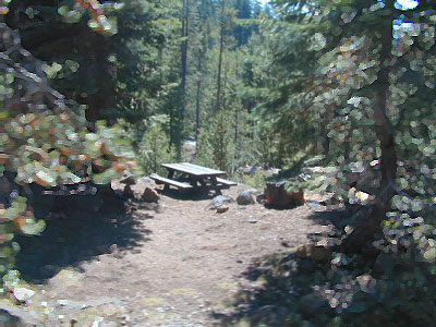 Lassen Camp Site