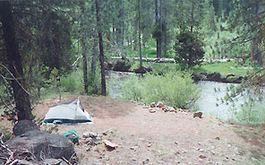 Lassen River Camp