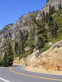 Hwy 108 Sonora Pass