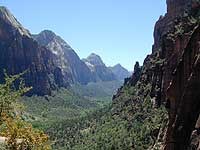 zion backpacking