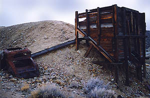 Death Valley Mines