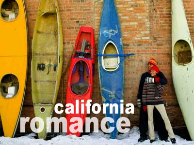 Valentine Trips California