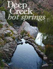 Deep Creek Hot Springs