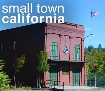 Small Towns in California