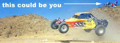 Baja Racing Tours